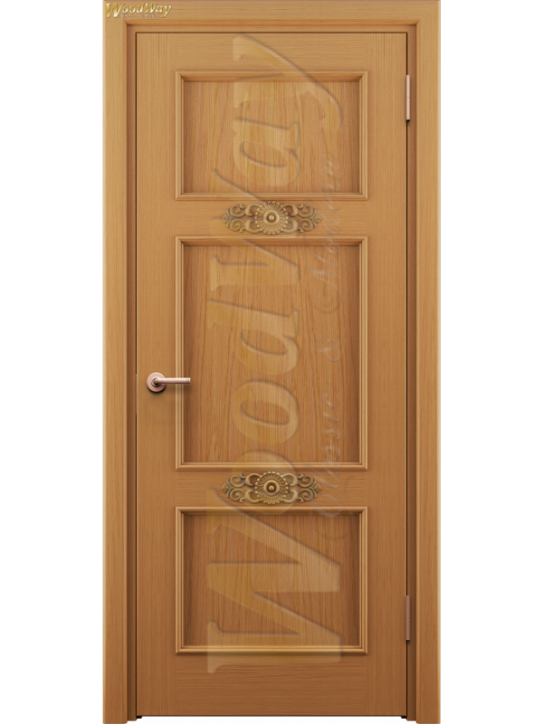 Камелия 1 - Межкомнатные двери, Шпонированные двери