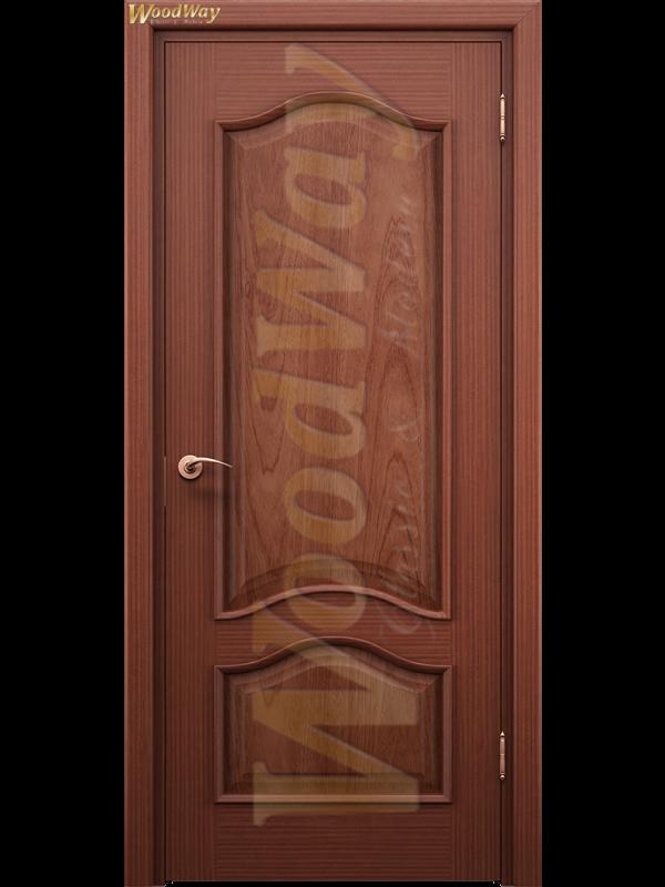 Шарлота 1 - Межкомнатные двери, Шпонированные двери