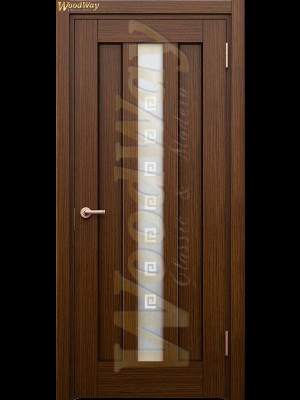Агро 1 - Межкомнатные двери, Шпонированные двери