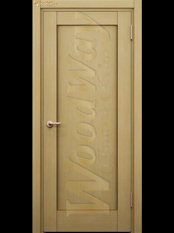 Клер 1 - Межкомнатные двери, Шпонированные двери
