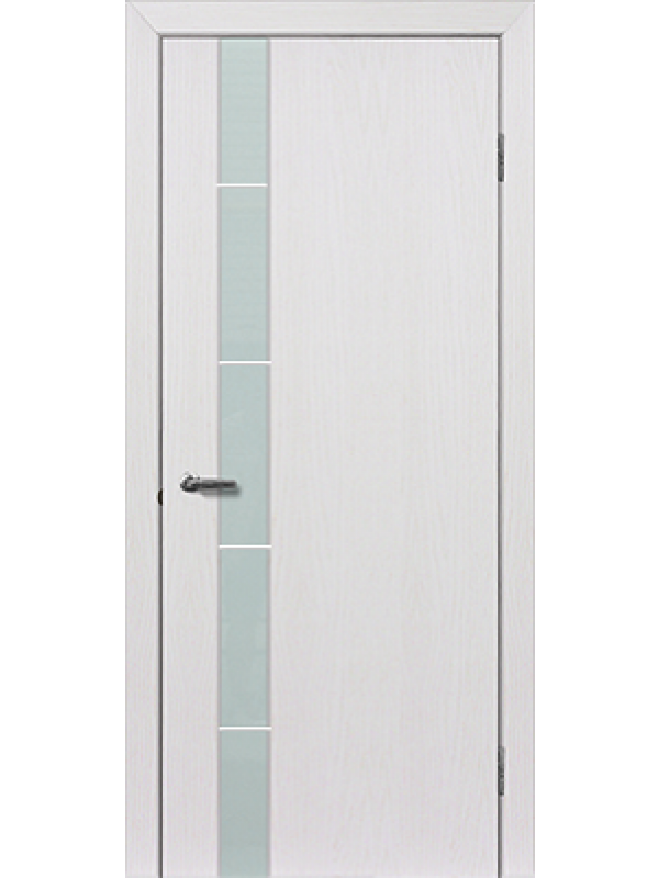 Глазго 1 с молдингом  - Межкомнатные двери, Шпонированные двери