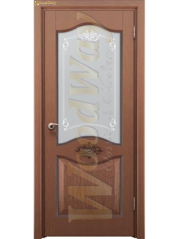 Эдельвейс 2 - Межкомнатные двери, Шпонированные двери