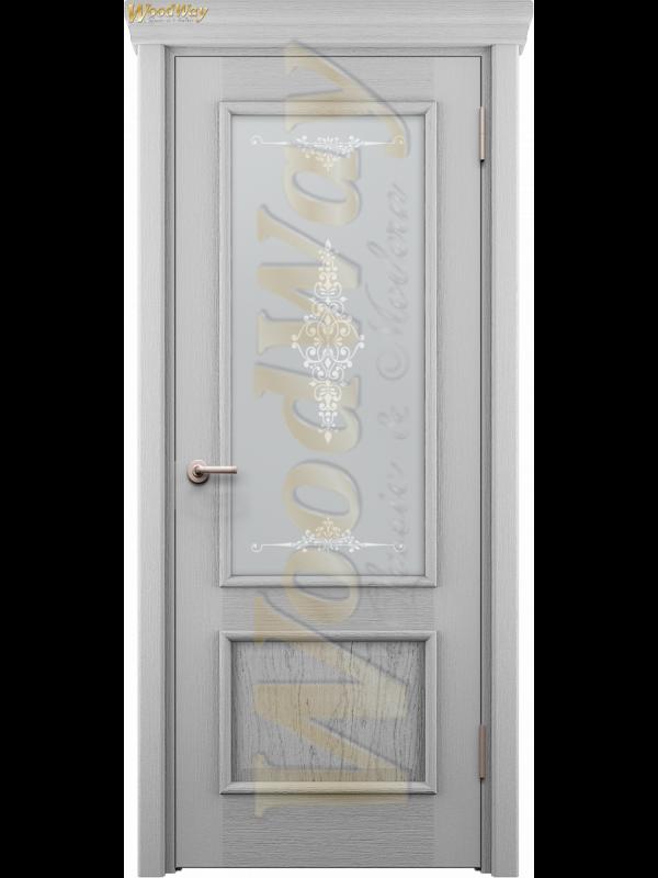 Бостон 2 - Межкомнатные двери, Шпонированные двери