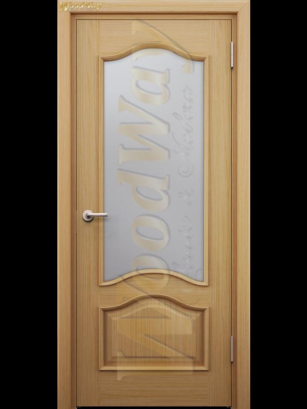 Шарлота 2 - Межкомнатные двери, Шпонированные двери