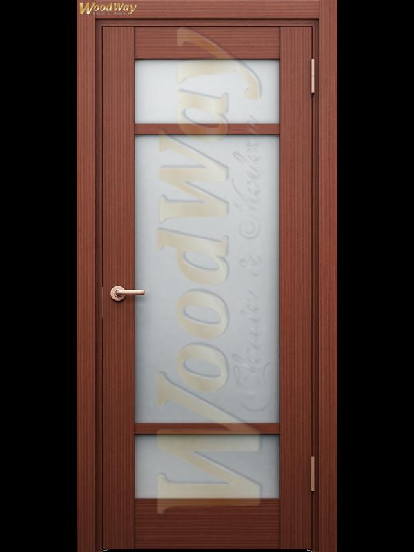 Клер 4 - Межкомнатные двери, Шпонированные двери