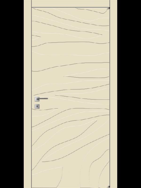 A11.F - Межкомнатные двери, Крашенные двери