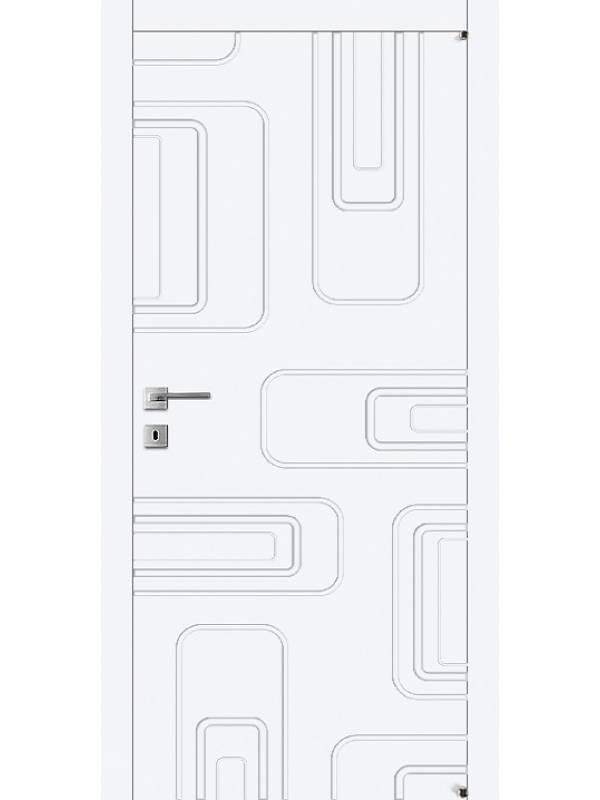 A19.F - Межкомнатные двери, Белые двери