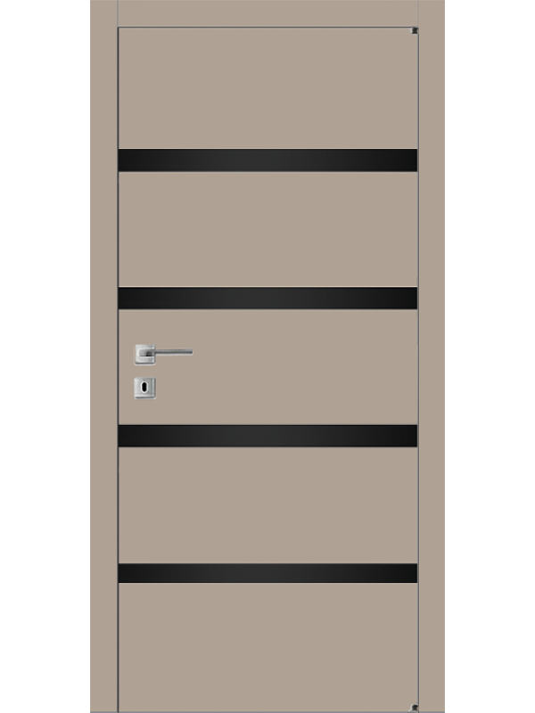 A5.4.S - Межкомнатные двери, Окрашенные двери