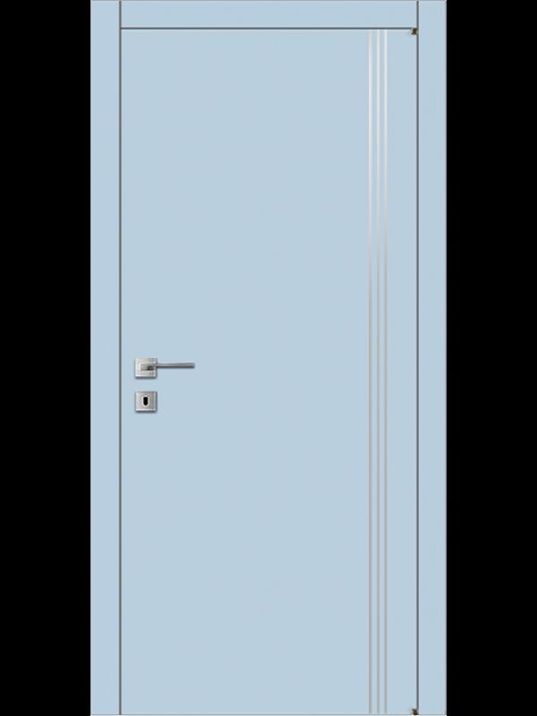 A7.3.M - Межкомнатные двери, Крашенные двери