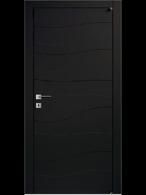 A8.F - Межкомнатные двери, Крашенные двери
