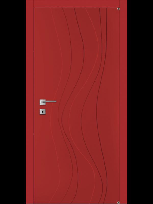 A9.F - Межкомнатные двери, Окрашенные двери
