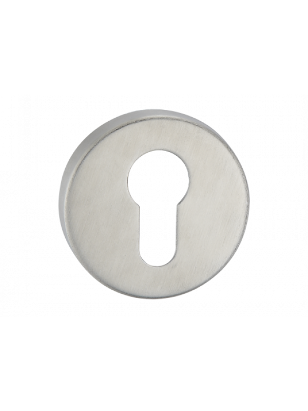 Накладка дверная под цилиндр E11 SS - Фурнитура