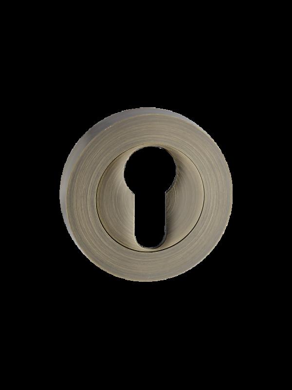 Накладка дверная под цилиндр E3 - Фурнитура