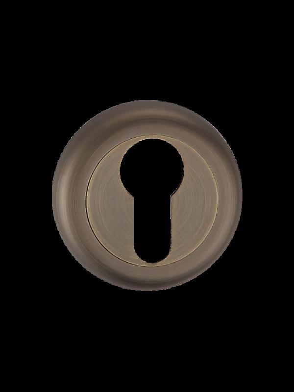Накладка дверная под цилиндр E5a - Фурнитура