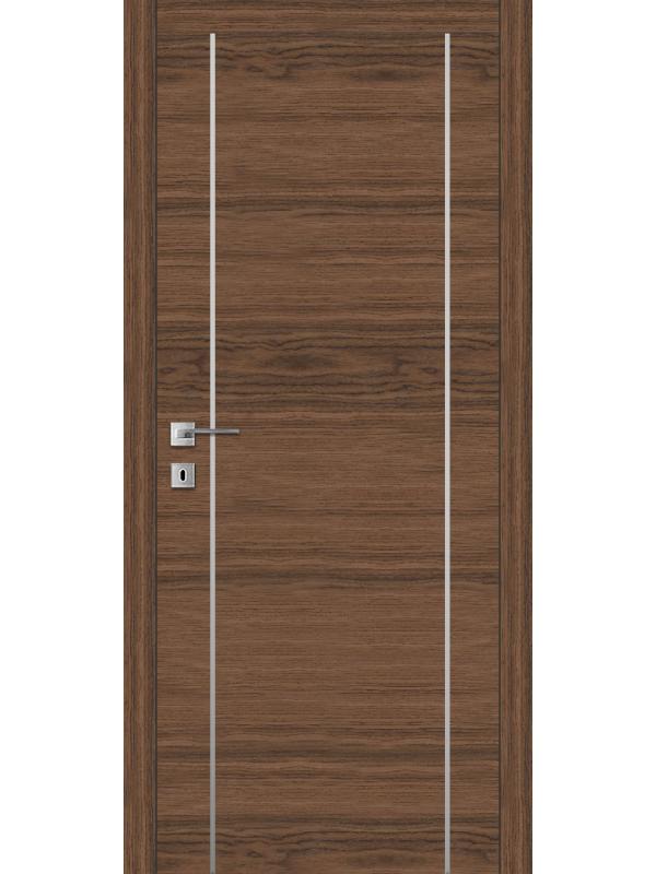 F 4 - Межкомнатные двери, Шпонированные двери