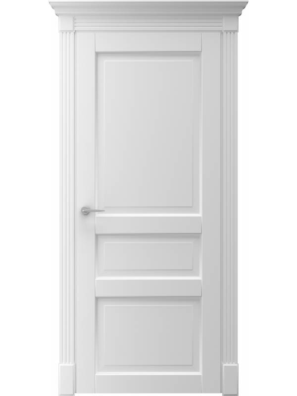 Прованс Лондон ПГ - Межкомнатные двери, Крашенные двери