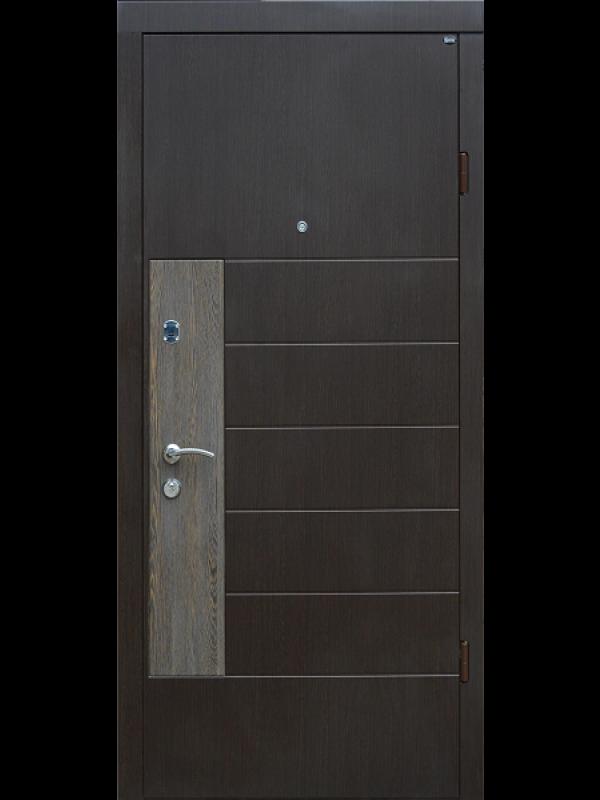 Паола Берез - Входные двери, Входные двери в квартиру