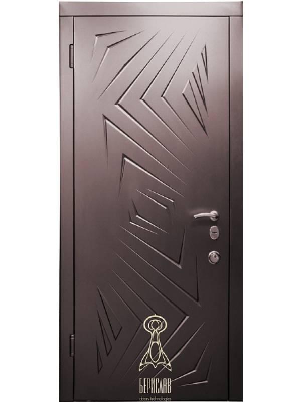 Молния Берислав М-4 - Входные двери, Входные двери в дом