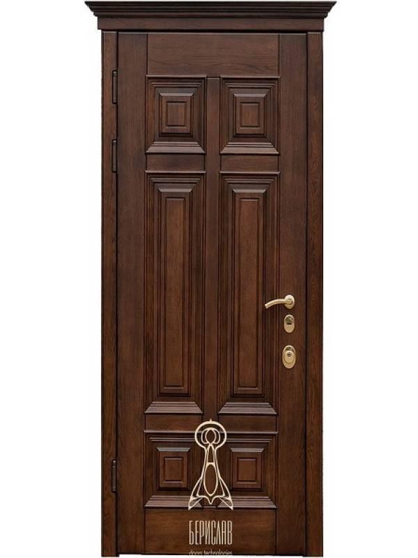Берислав Потемкин Дуб М-4 - Входные двери, Входные двери в дом