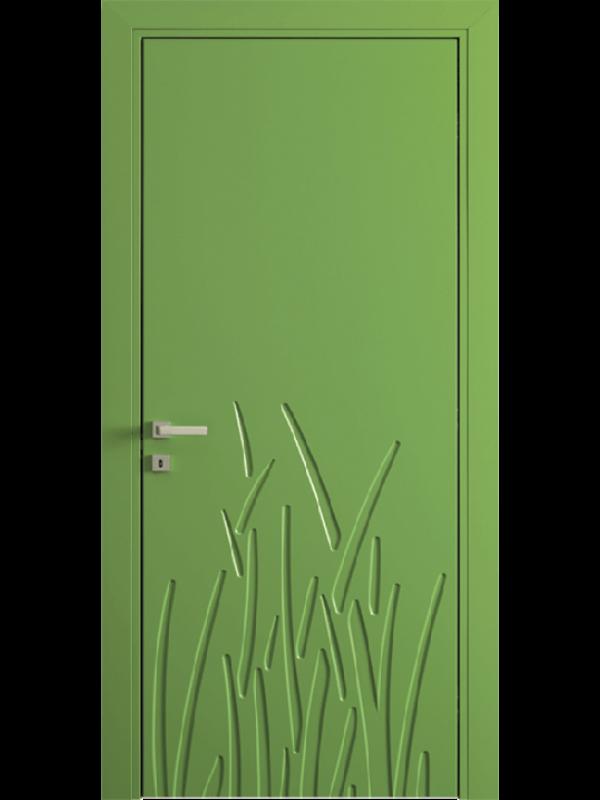 FL13 - Межкомнатные двери, Крашенные двери