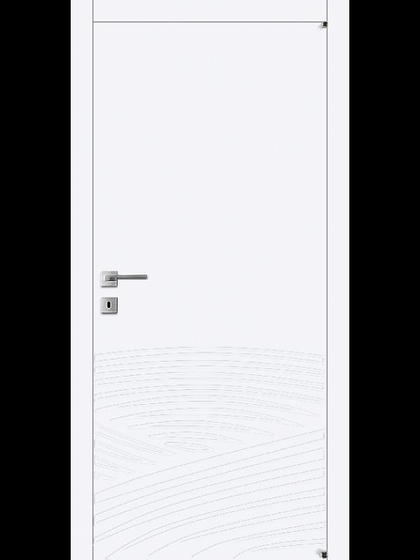 FL14 - Межкомнатные двери, Белые двери