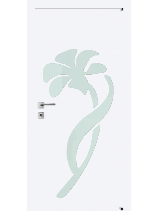 FL15 - Межкомнатные двери, Белые двери