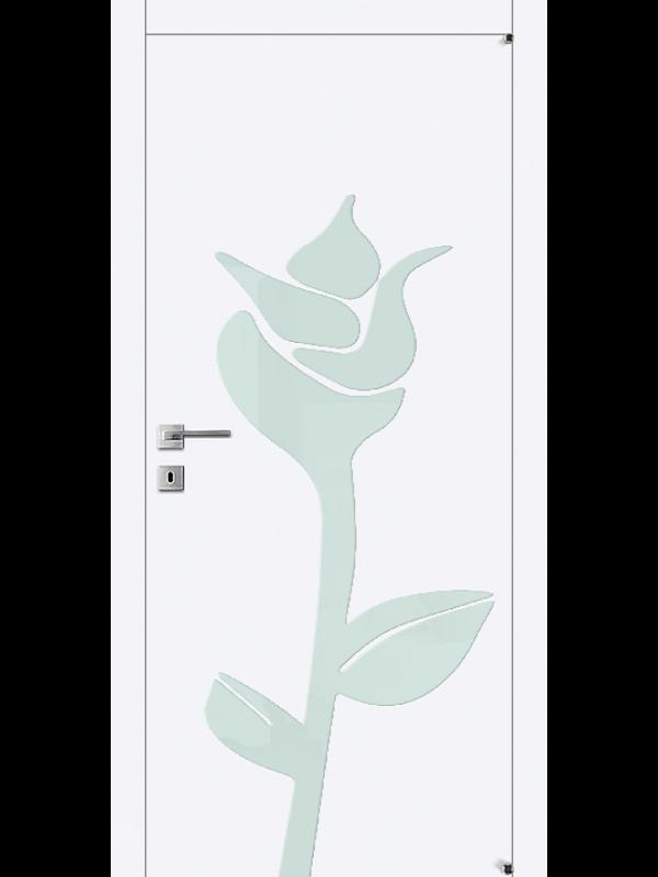 FL16 - Межкомнатные двери, Белые двери