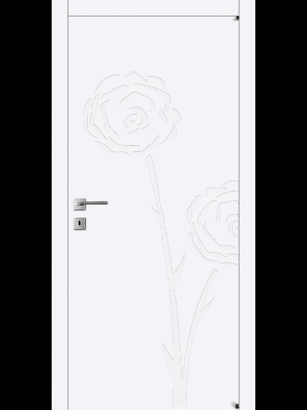 FL1 - Межкомнатные двери, Белые двери