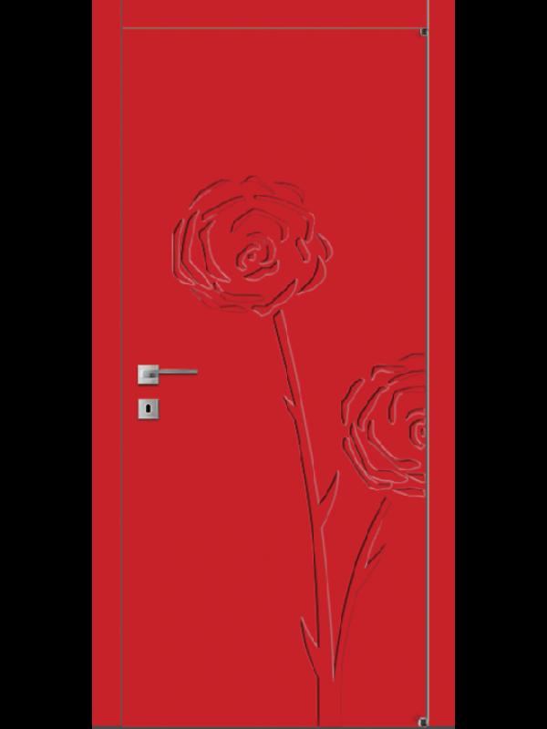 FL1 - Межкомнатные двери, Крашенные двери