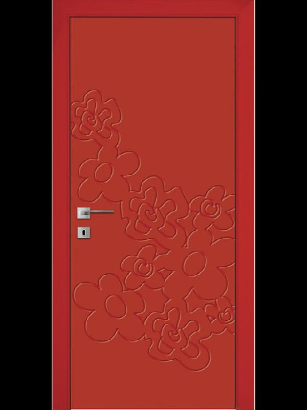 FL4 - Межкомнатные двери, Крашенные двери