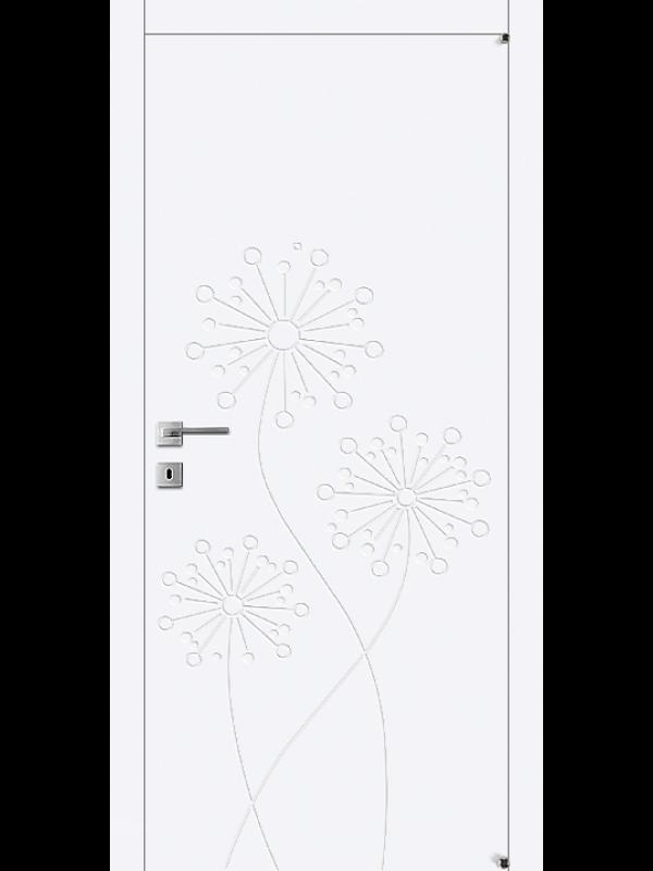 FL7 - Межкомнатные двери, Белые двери