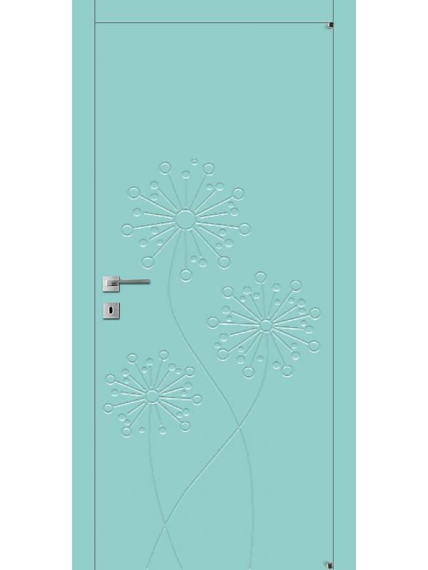 FL7 - Межкомнатные двери, Крашенные двери