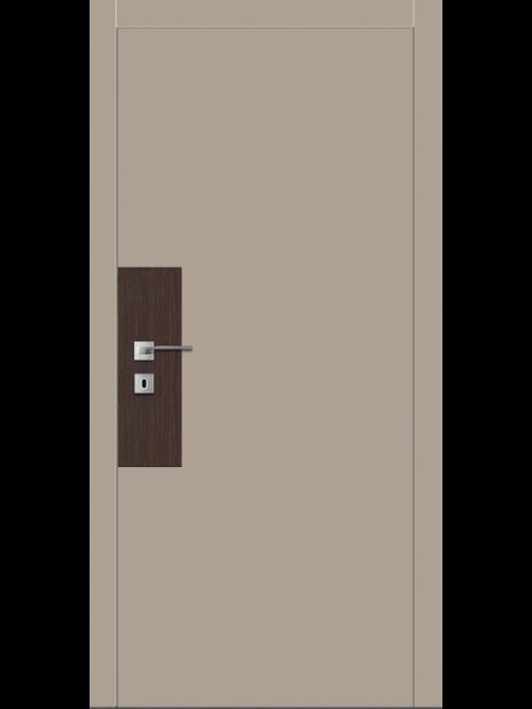 FT10.S - Межкомнатные двери, Окрашенные двери
