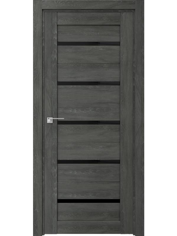 VP-11 дуб графит - Межкомнатные двери, Ламинированные двери