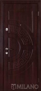 Милано 104 - Входные двери, Milano - купить входные металлические двери Киев