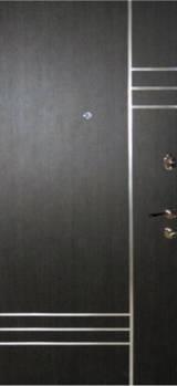 Термопласт 118 - Входные двери, Термопласт - двери входные в квартиру