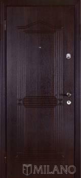 Милано 137 - Входные двери, Milano - купить входные металлические двери Киев