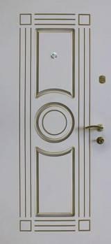 Термопласт 163 - Входные двери, Термопласт - двери входные в квартиру