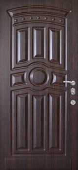 Термопласт 186 - Входные двери, Термопласт - двери входные в квартиру