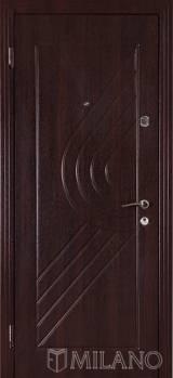 Милано 428 - Входные двери, Milano - купить входные металлические двери Киев