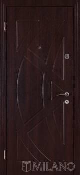 Милано 530 - Входные двери, Milano - купить входные металлические двери Киев