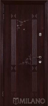 Милано 731 - Входные двери, Milano - купить входные металлические двери Киев