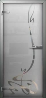Inter Vetro Бета - Межкомнатные двери, Стеклянные двери