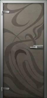 Inter Vetro Вензель - Межкомнатные двери, Стеклянные двери