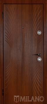 Милано 800 - Входные двери, Milano - купить входные металлические двери Киев