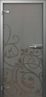 Inter Vetro Флореси - Межкомнатные двери, Стеклянные двери
