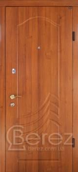 В12 Берез - Входные двери, Берез - металлические двери в квартиру