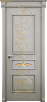 Лион 12 - Woodway - межкомнатные двери, Киев, дешево