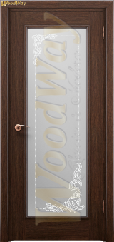 Лиана 2 - Woodway - межкомнатные двери, Киев, дешево