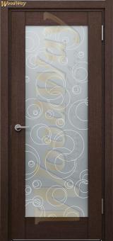 Клер 2 - Woodway - межкомнатные двери, Киев, дешево